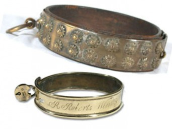 Antique Dog Collars
