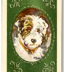 Waddingtons Playing Cards also used illustrations by Lucy Dawson in their 1933 Dog series.