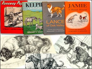 Johnson Book covers