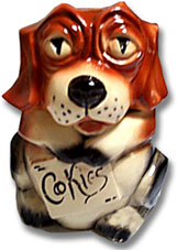The Real McCoy? Vintage McCoy Dog Cookie Jar.