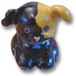 Hubley's Bucki Dog paperweight