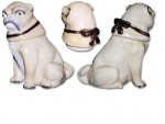 Dog cookie jars