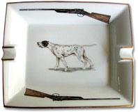 Hermes ashtray