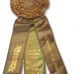Westminster Dog Show Ribbon